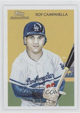 2010 Topps National Chicle - [Base] #282 - Roy Campanella