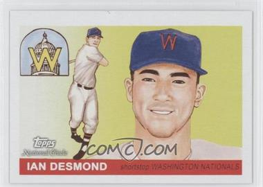 2010 Topps National Chicle - [Base] #300 - Ian Desmond