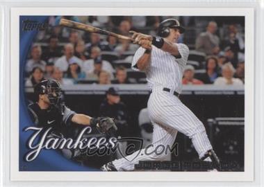 2010 Topps New York Yankees - [Base] #NYY13 - Jorge Posada
