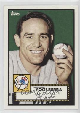 2010 Topps New York Yankees 27 World Series Titles - [Base] #YC11 - Yogi Berra