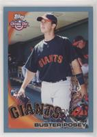 Buster Posey #/2,010