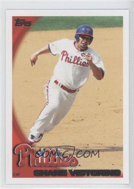 2010 Topps Philadelphia Phillies - [Base] #PHI4 - Shane Victorino