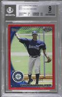 Taijuan Walker /1 [BGS 9 MINT]