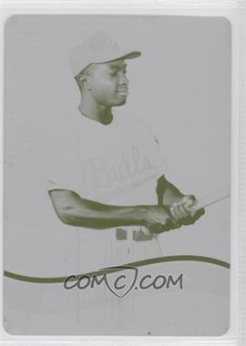 2010 Topps Pro Debut - Hall of Fame Stars - Printing Plate Yellow #HOF-8 - Joe Morgan /1