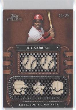 2010 Topps Sterling - [???] #5LLR-42 - Joe Morgan /25