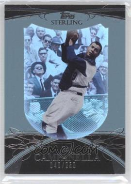 2010 Topps Sterling - [Base] #39 - Roy Campanella /250
