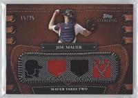 Joe Mauer /25