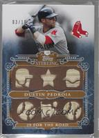 Dustin Pedroia [Noted] #/10