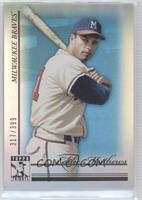 Eddie Mathews /399