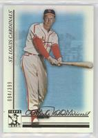 Red Schoendienst [EX to NM] #/399