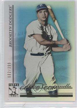 2010 Topps Tribute - [Base] - Blue #6 - Roy Campanella /399
