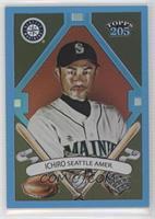 Topps 205 - Ichiro Suzuki /399