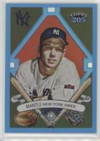 Topps 205 - Mickey Mantle #/399