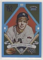 Topps 205 - Mickey Mantle [EXtoNM] #/399