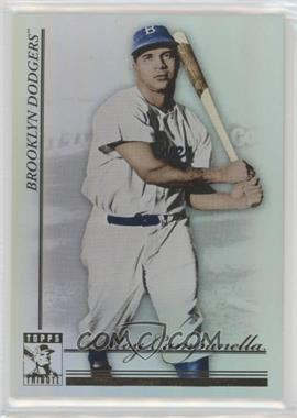 2010 Topps Tribute - [Base] #6 - Roy Campanella