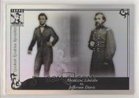 Abraham Lincoln, Jefferson Davis [NoneEXtoNM]