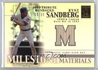 Milestone Materials - Ryne Sandberg /25