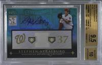 Stephen Strasburg [BGS 9.5 GEM MINT] #/75