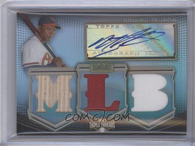 2010 Topps Triple Threads - [???] - Platinum #TTAR-MT - Miguel Tejada /1