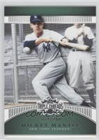 Mickey Mantle #/240