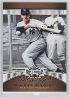 Mickey Mantle #42/525