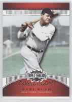 Babe Ruth #/1,350