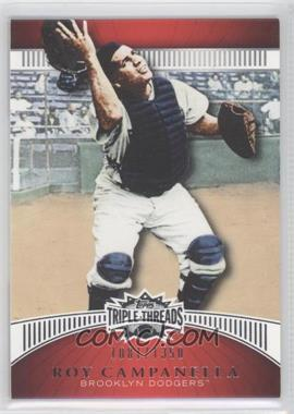 2010 Topps Triple Threads - [Base] #57 - Roy Campanella /1350