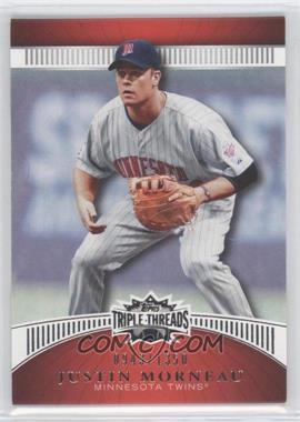 2010 Topps Triple Threads - [Base] #90 - Justin Morneau /1350