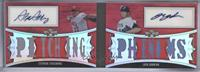 Stephen Strasburg, Josh Johnson #/50