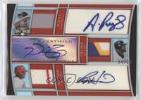 Albert Pujols, Prince Fielder, Ryan Howard /36