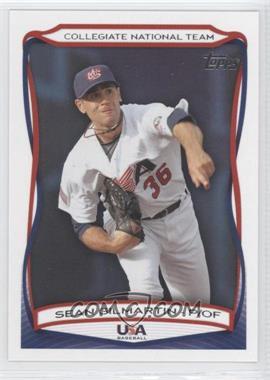 2010 Topps USA Baseball Team - [Base] #USA-29 - Sean Gilmartin