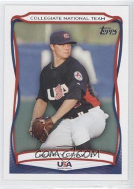 2010 Topps USA Baseball Team - [Base] #USA-30 - Sonny Gray