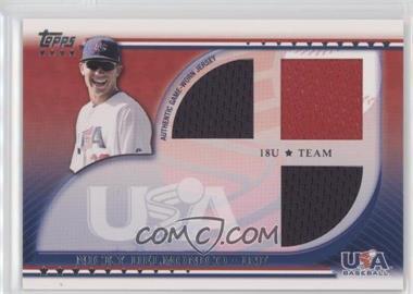 2010 Topps USA Baseball Team - Relics #USAR-ND - Nicky Delmonico