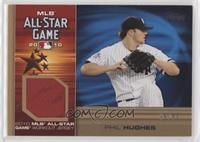 Phil Hughes [Noted] #/50