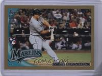 Giancarlo Stanton (Named Mke on Card) #/2,010