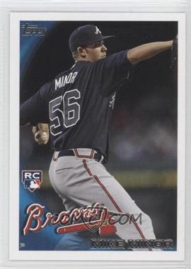 2010 Topps Update Series - [Base] #US-253 - Mike Minor