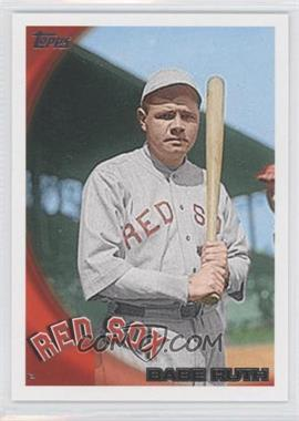 2010 Topps Update Series - [Base] #US-317 - Babe Ruth