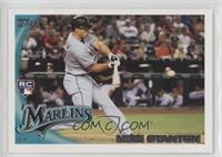 Giancarlo Stanton (Mike on Card)
