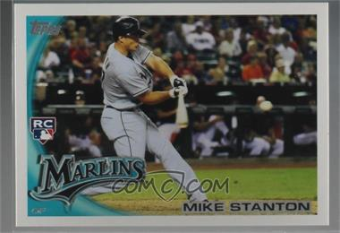 2010 Topps Update Series - [Base] #US-50.1 - Giancarlo Stanton