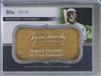 Rogers Hornsby [EXtoNM] #/99