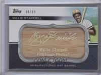 Willie Stargell (Uncorrected Error: Signature Reversed) /99