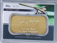 Johnny Mize #/99