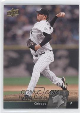 2010 Upper Deck - [Base] - Gold #136 - Freddy Garcia /99