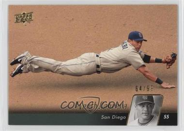 2010 Upper Deck - [Base] - Gold #412 - Everth Cabrera /99