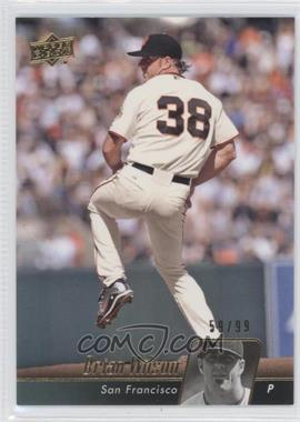 2010 Upper Deck - [Base] - Gold #435 - Brian Wilson /99