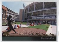 Cincinnati Reds (Great American Ball Park) /99