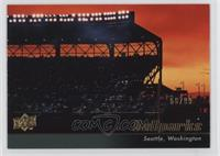 Seattle Mariners (SAFECO Field) #/99