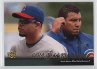 Aramis Ramirez, Carlos Zambrano (Chicago Cubs Team Checklist) #/99