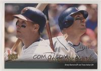 Grady Sizemore, Travis Hafner (Cleveland Indians Team Checklist) #/99