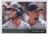 Dustin Pedroia, Josh Beckett (Boston Red Sox Team Checklist)